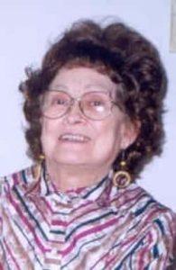 Myrtle Lucy Douglas