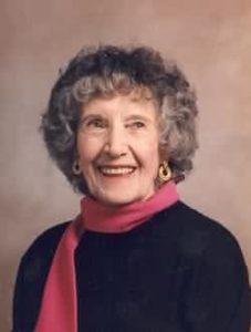 Naomi Julia Vaughan