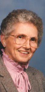 Elizabeth ''Betty'' Ruth Sexton