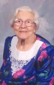 Gladys Rae Leavitt