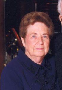 Doris ''Janie'' Jane Hickman