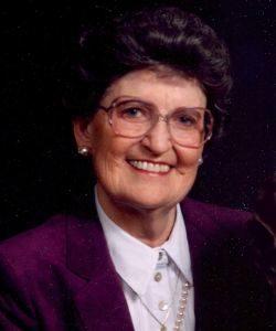 Edna ''Geneve'' Scott