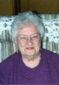 Nora Kelly Rossiter