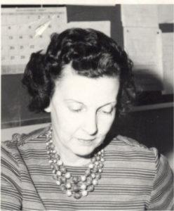Julia Elizabeth Davis