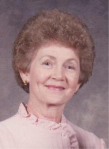 Marilyn Ann Garrett