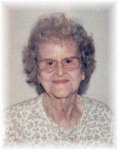 Edna Fae Rogers