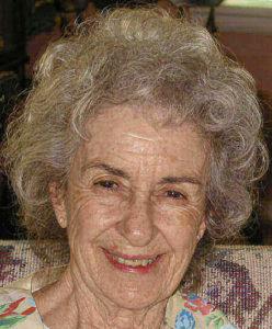 Carol Lorraine Clark Hodgson
