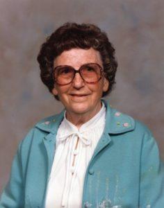 Myrtle Louella Clifford