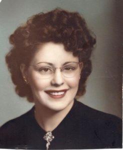 Elsie Marie DeVries