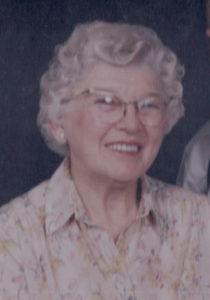 Virgina May Woodward