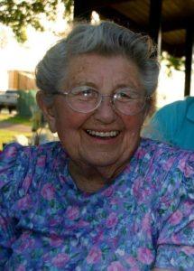 Gertrude May Knopp