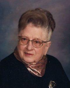 Thelma Elizabeth Rowan