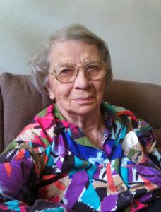 Mary J Stevens Campbell