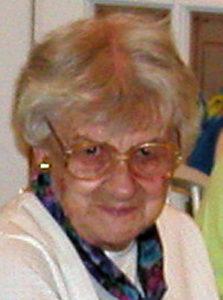 Elizabeth Jane Geier