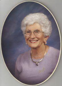 Sybil Mosley