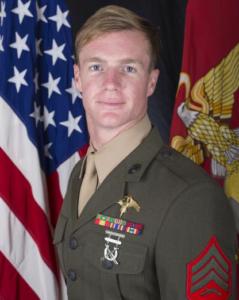 Sergeant Dietrich A. Schmieman