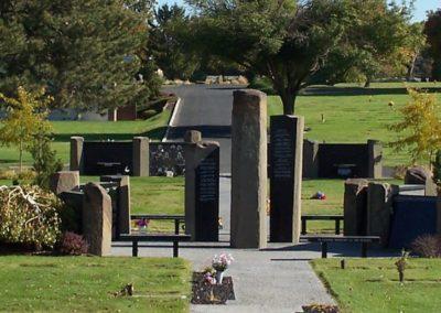 sg cemetery more 400x284 - Our Gardens