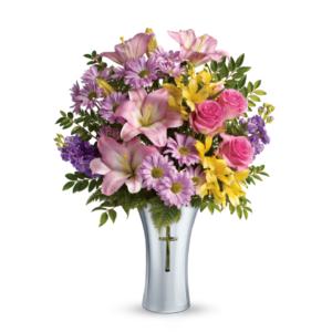 T278 2B 300x300 - Teleflora's Bright Life Bouquet