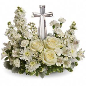 T229 2B 300x300 - Teleflora's Divine Peace Bouquet