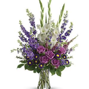 T251 1B 300x300 - Teleflora's Joyful Memory Bouquet