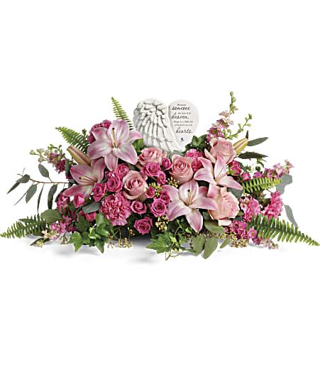 T280 8B - Teleflora's Heartfelt Farewell Bouquet