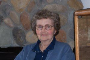 Myrna Frances Tolman Semmens