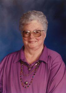 Donna Mae Bateman Fort