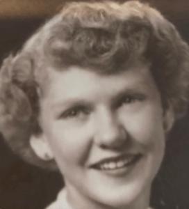 Dorothy Irene Hallman