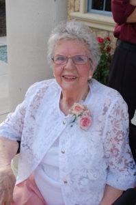 Harriet Elaine Burnet