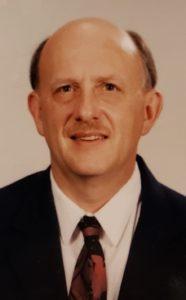 James (Jim) Arthur Anderson