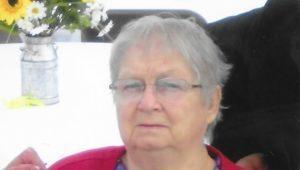 "Frances ""Shirley"" Foss Rudie"
