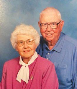 Mr. Gilbert & Mrs. Elaine Wagenaar