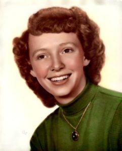 LaVonne Dorothy (Grant) Morton