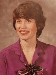 Joyce Marilyn (Hagland) McElroy